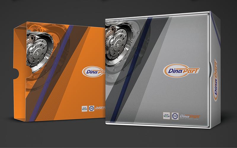 طراحی جعبه دیناپارت