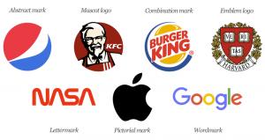 طراحی انواع لوگو