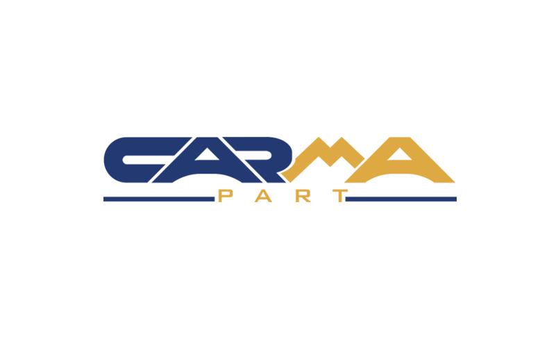 طراحی نشان شرکت کارماپارت