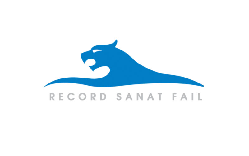 طراحی نشان شرکت حمل و نقل رکورد صنعت فلی