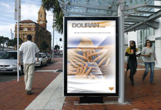 تبلیغات محیطی دوران